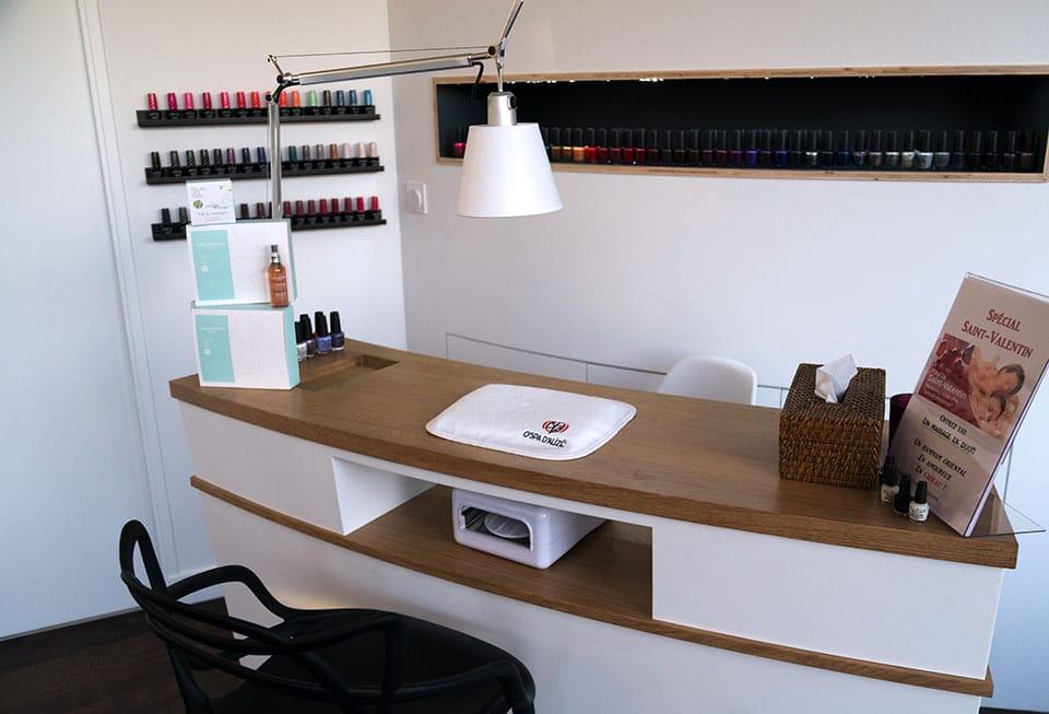 le bar ongles o spa d 39 aliz. Black Bedroom Furniture Sets. Home Design Ideas