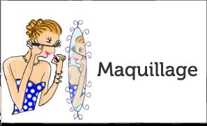 ANIMATION MAQUILLAGE DANS VOTRE SPA